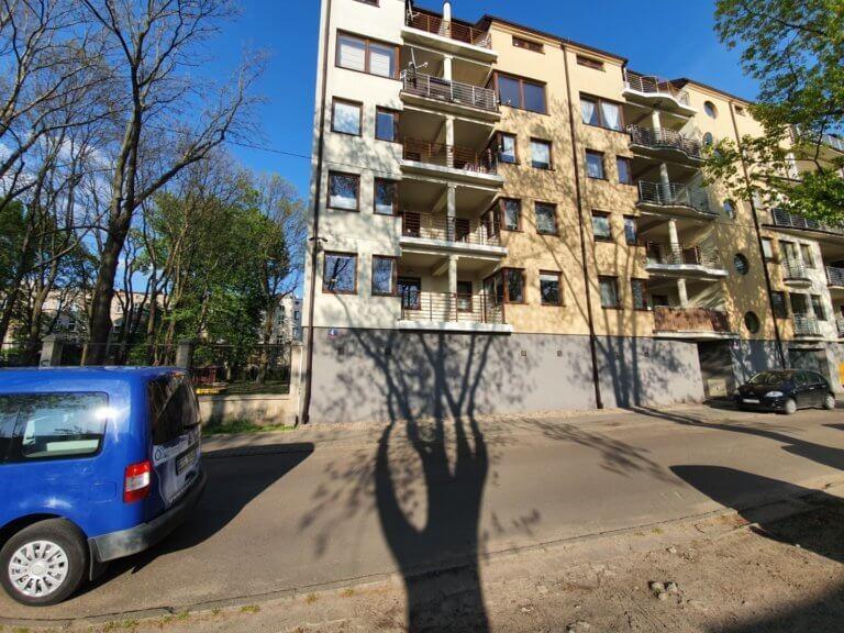 Osuszanie mieszkania w Łodzi – ul. Dębowa 4