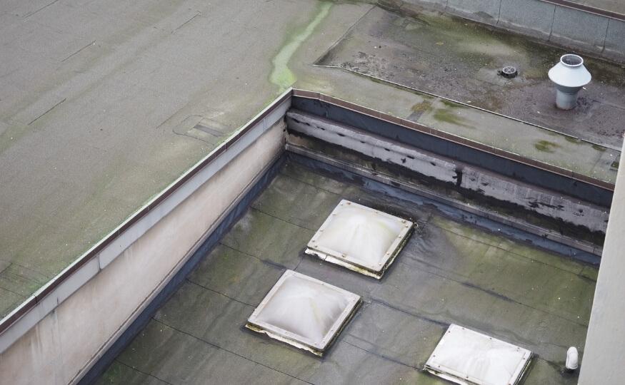 Osuszanie zalanych dachów - Wysusz Dom