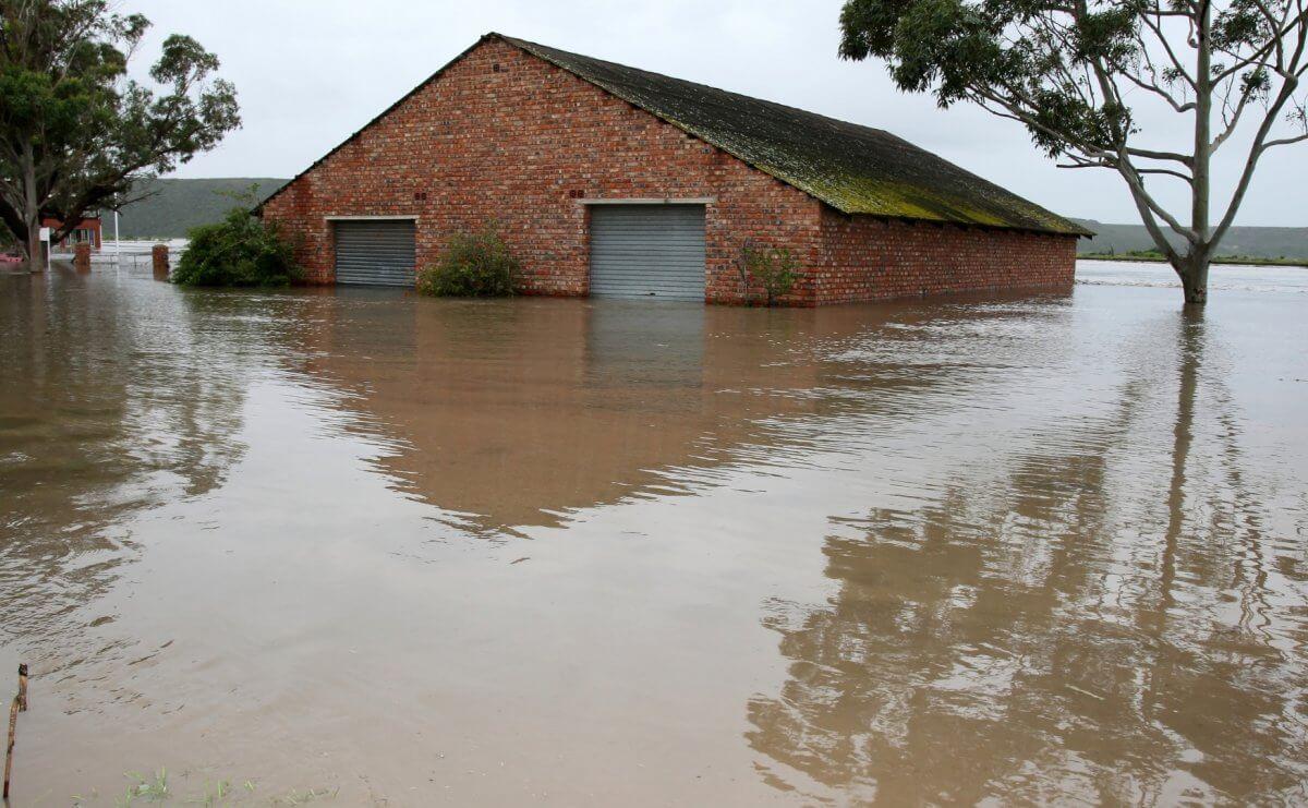 Osuszanie po powodzi - Wysusz Dom